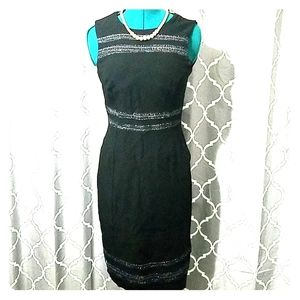 White House Black Market holiday dress